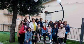 Panchina Rossa Gruppo Scigliano Calabria Contatto