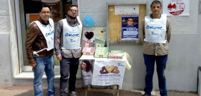 Raccolta Fondi Telethon Soveria Mannelli Calabria Contatto