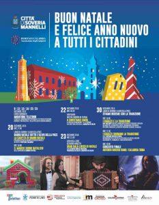 Programma Soveria Mannelli Natale Bambini Calabria Contatto