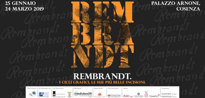 Rembrandt Mostra Cosenza Calabria Contatto