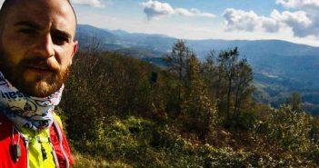 Trail Running Monte Reventino Calabria Contatto