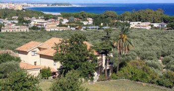 Golfo Squillace Parco Scolacium Roccelletta Borgia Calabria Contatto