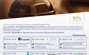 Hospitality Restart Tropea Calabria Contatto