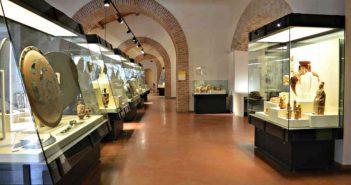 Museo Archeologico Nazionale Vibo Valentia Interno Calabria Contatto