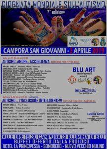 Autismo Campora Locandina Calabria Contatto