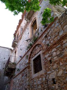 Santa Caterina Casa storia Calabria Contatto