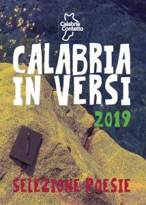 Copertina Booklet Retro Calabria in Versi 2019