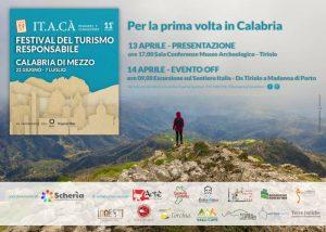 Itaca Migranti Viaggiatori Festival Calabria Contatto