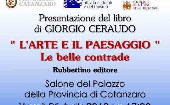 Arte e il Paesaggio Calabria Contatto