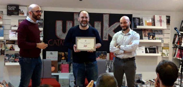 Premiazione Concorso Nunzio Ubik Calabria Contatto
