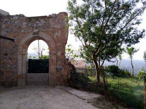 Santa Caterina Portone Ingresso Casa Calabria Contatto