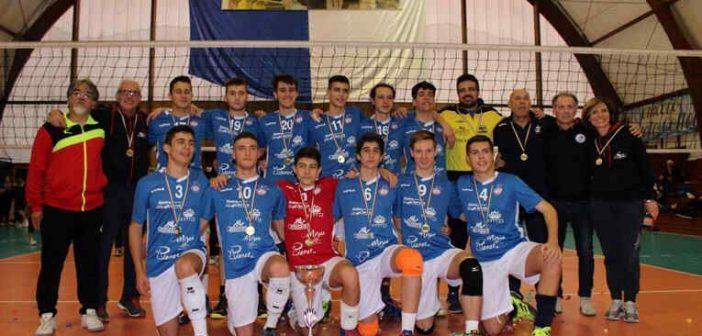 Luck Volley Reggio Pallavolo Under 16