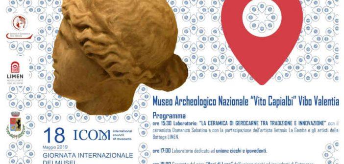 Museo Archeologico Vibo Valentia Locandina Calabria Contatto