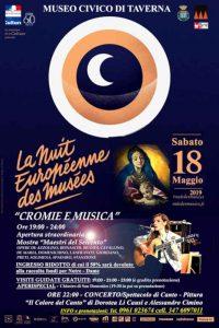 Notte Europea Musei Calabria Contatto