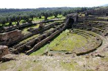 Parco Scolacium Anfiteatro Roccelletta Borgia Calabria Contatto