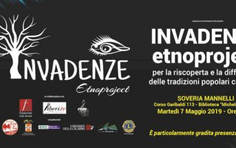 Presentazione Progetto Invadenze Etnoproject Calabria Contatto