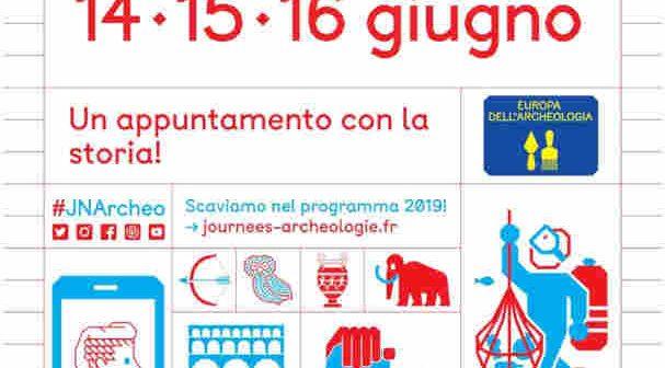 Giornate dell'Archeologia Locandina Calabria Contatto