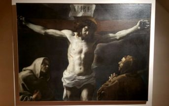 Mattia Preti Cristo Taverna Calabria Contatto