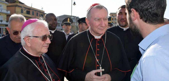 Milito Parolin Cardinale Stato Vaticano Calabria Contatto
