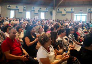 Secondo Congresso Eucaristico Diocesano Calabria Contatto