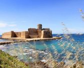 """La Fortezza di """"Le Castella"""" di Isola Capo Rizzuto"""