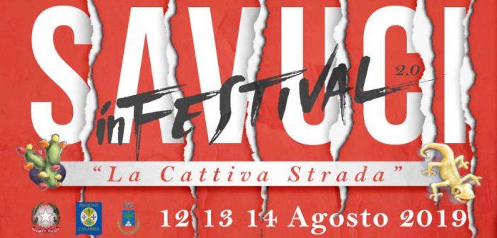 Festival Savuci Fossato Calabria Contatto