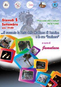 Festa Della Madonna Termine Luminere 2019 Calabria Contatto