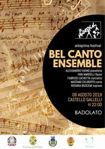 Festival Locandina Badolato 2019 Calabria Contatto