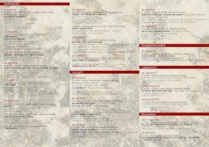 Festival Pieghevole Insegui Arte 2019 Calabria Contatto