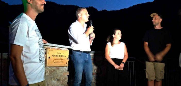 Mimmo Rotella Savuci 2019 Calabria Contatto