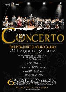 Orchestra Fiati Morano Calabro Calabria Contatto