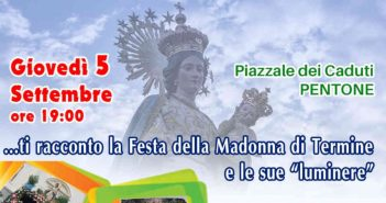 Racconto Festa Madonna Termine Calabria Contatto