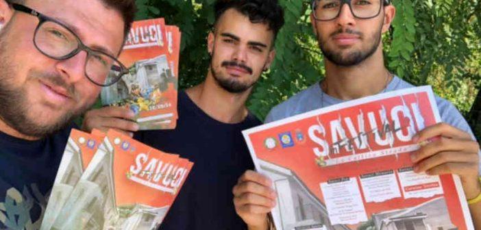 Savuci Festival Locandina Ragazzi 2019 Calabria Contatto