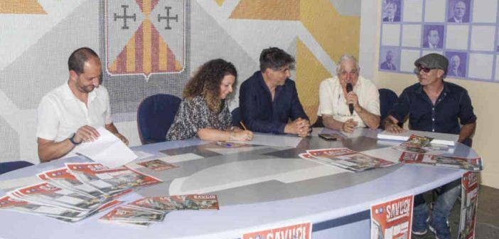 Savuci Programma Presentazione Calabria Contatto
