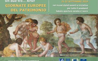 Giornate Europee Del Patrimonio GEP 2019 Calabria Contatto
