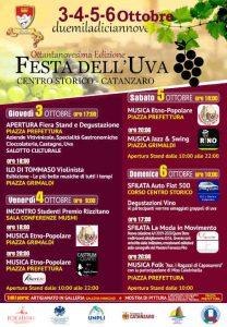Festa Dell Uva 2019 Catanzaro Calabria Contatto