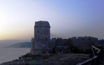 Le Castella Isola Capo Rizzuto Calabria Contatto