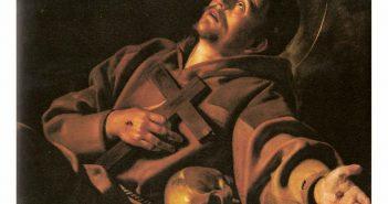 Van Honthorst G. San Francesco d'Assisi Calabria Contatto
