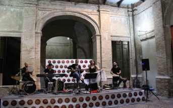 Castrum In Quartet Band Angela Bianco Calabria Contatto
