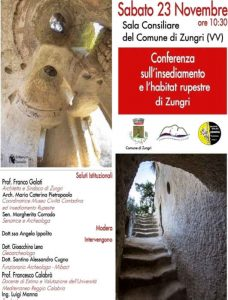 Zungri Locandina Evento Calabria Contatto
