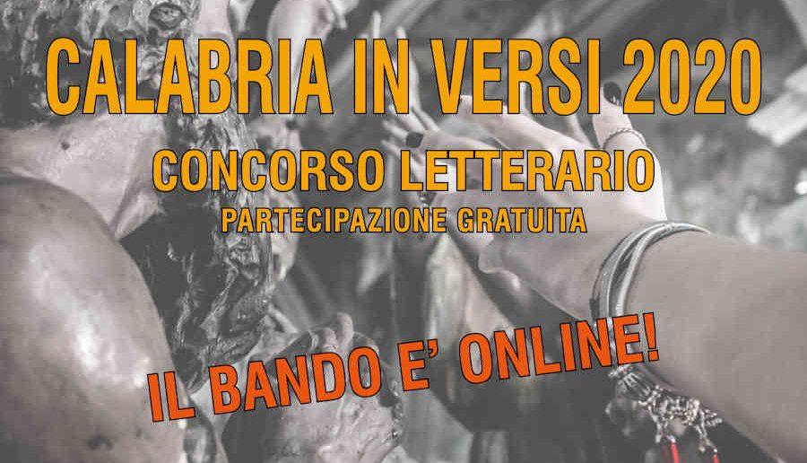 Concorso Letterario Testata 2020 Calabria Contatto