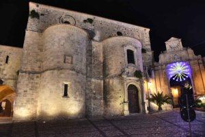 Gerace Chiesa San Francesco Assisi Calabria Contatto