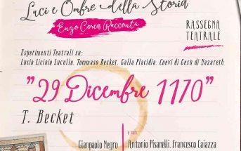 Luci Ombre Della Storia Evento Calabria Contatto