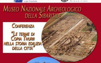 Terme Copia Thurii Cassano Allo Ionio Calabria Contatto