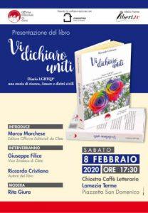 Vi Dichiaro Uniti Vetrina Calabria Contatto