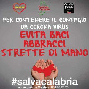 Baci Abbracci Calabria Contatto
