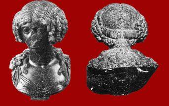 Busto Femminile Basanite Museo Vibo Valentia Calabria Contatto