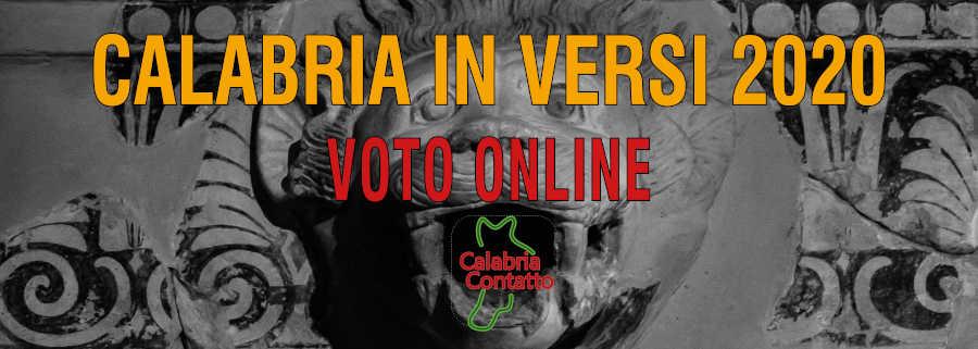 Concorso Letterario Voto Online Calabria Contatto