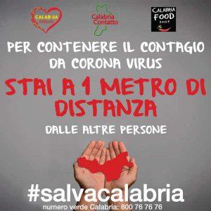 Distanza Metro Calabria Contatto