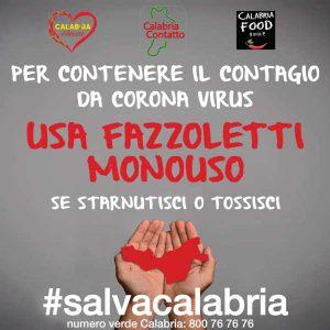 Fazzoletti Calabria Contatto